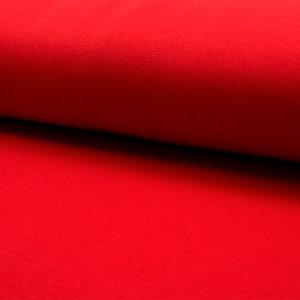punto-sudadera-algodon-lisa-rojo