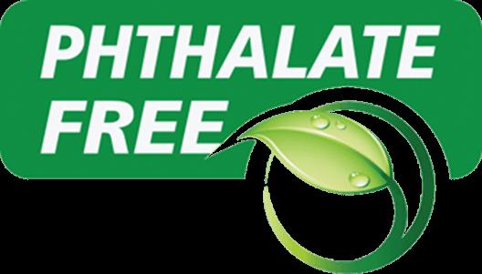 Certificado de libre de ftalatos