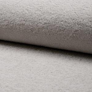 Toalla rizo de algodón gris