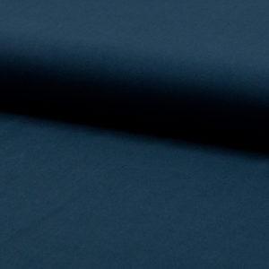 Viscosa lisa color azul tejano