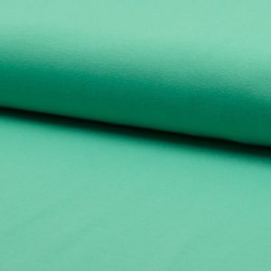 Punto de camiseta verde mint