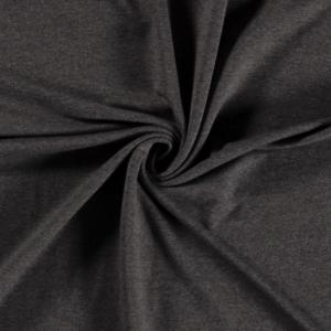 Punto sudadera verano french terry lisa gris oscuro