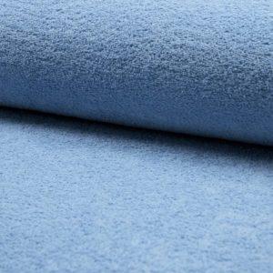 Toalla rizo algodón azul cielo