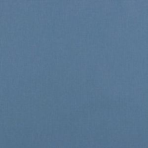 Tela de loneta lisa de algodón 100% color dusty blue
