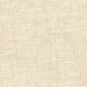 x100 tejido fresco, suave y con caída de color crudo